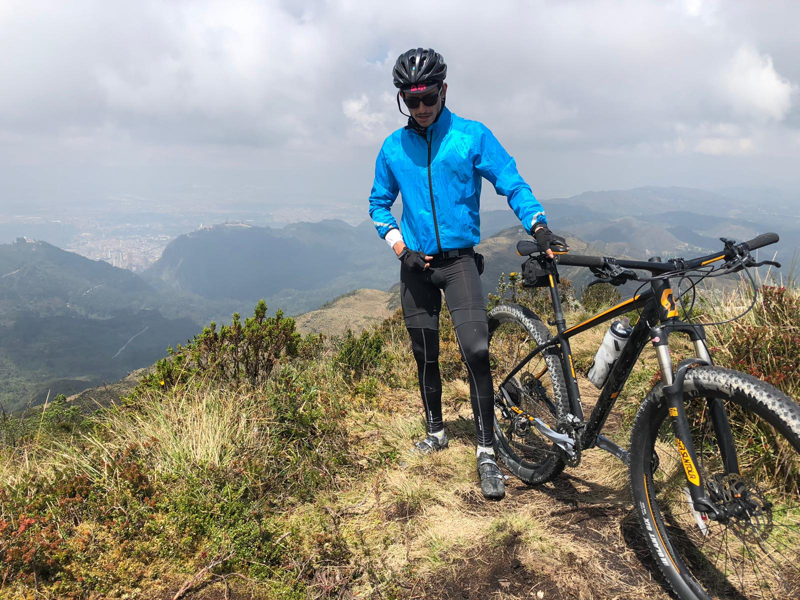 Bogota Bike Tours | Mountain Bike Tour 1